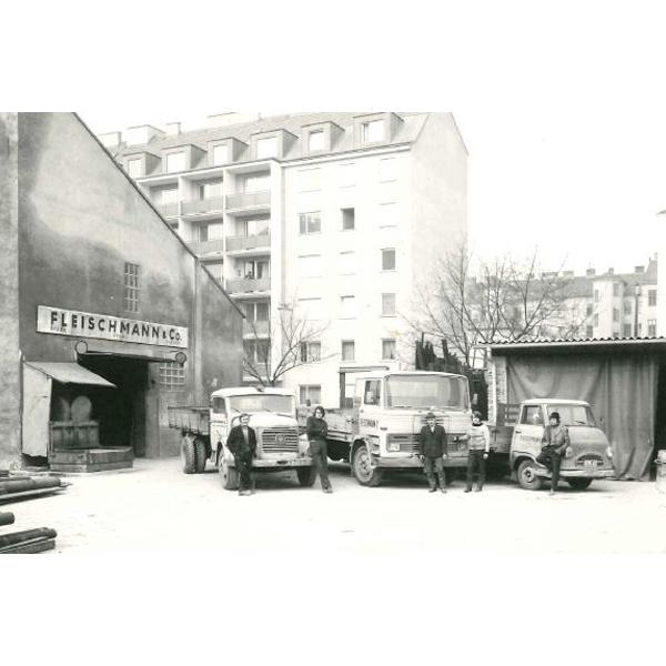 1979 - Fleischmann Spezialstahl-Handel Ges.m.b.H.