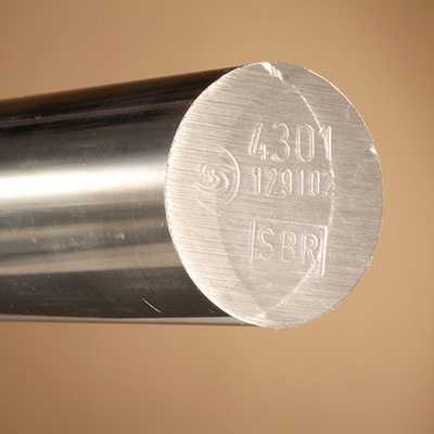Barre ronde acier inoxydable STAPPERT